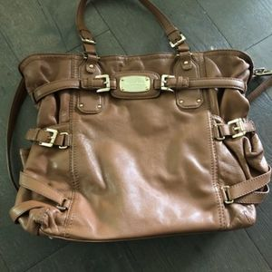 Michael Kors Tan Handbag